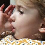 Problem ssania kciuka u dzieci