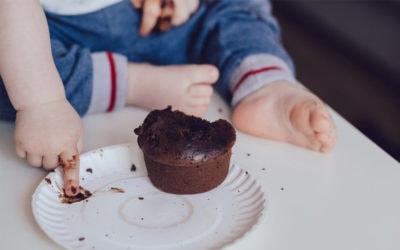 Pokarmy stałe w diecie niemowlaka okiem logopedy