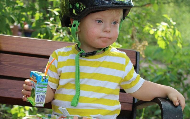 Zaburzenia mowy dzieci z Zespołem Downa