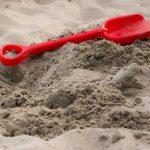 Logopedyczne zabawy na plaży