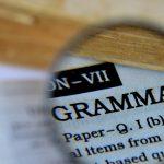 Ćwiczenia gramatyczne dla sześciolatka – część 1