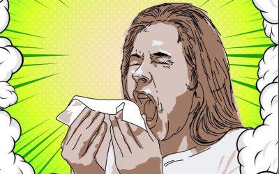 Przewlekłe stany zapalne górnych dróg oddechowych